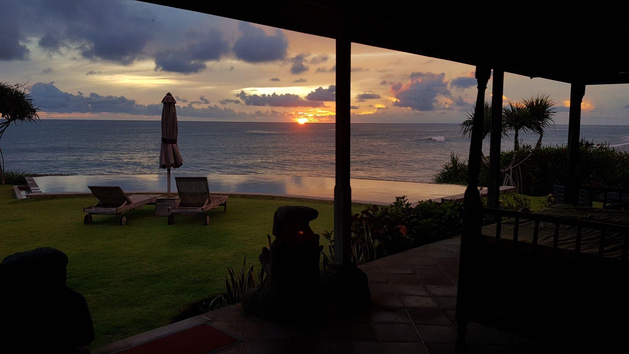 Seseh Villa Bali Beachfront Villas Beach Canggu Oceanfront Www Balivillaocean Com