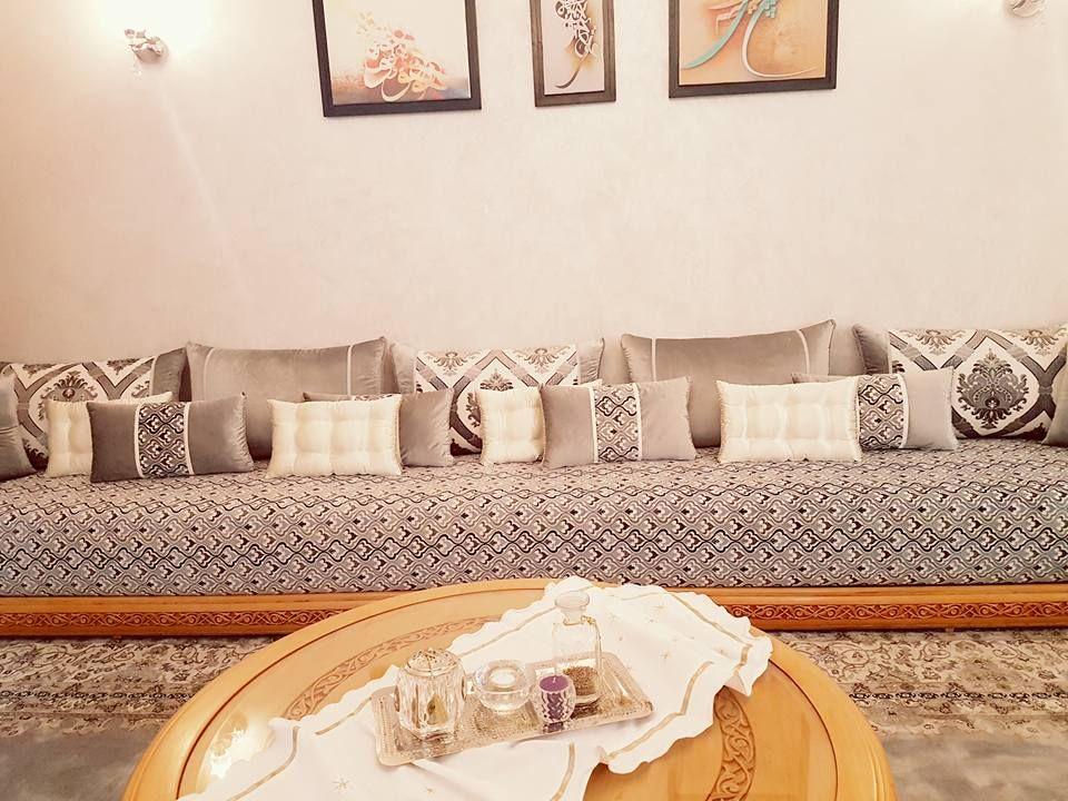 Salons Marocains Archives - Page 3 sur 35 - Espace Deco | séjour en ...