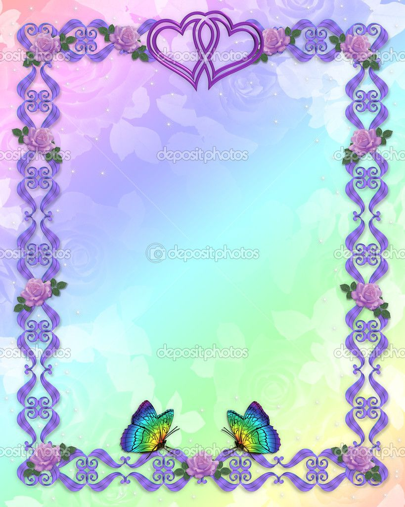 free wedding backgrounds /frames | Free Download Birthday Wedding ...