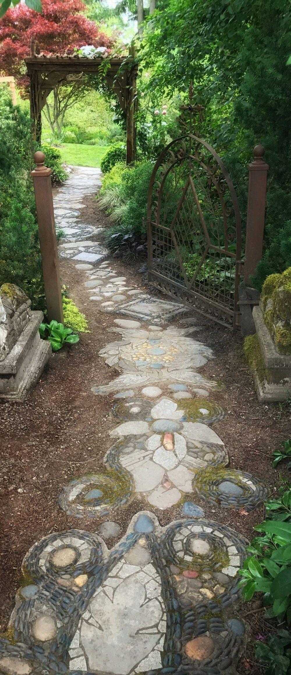 🌳 61 magical secret garden paths