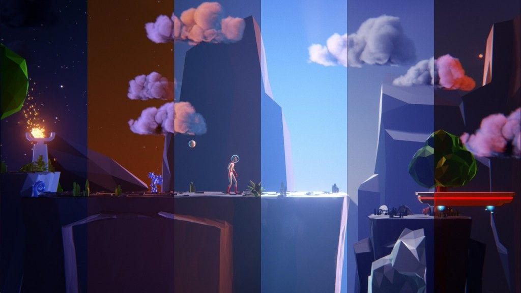 Planet Alpha 31, gamedev, indiedev, IO Interactive, Adrian Lazar, Unreal Engine 4, Unity 5, indie games, platformer, Casual Connect Asia, developing mechanics, UE4, Houdini, SideFX
