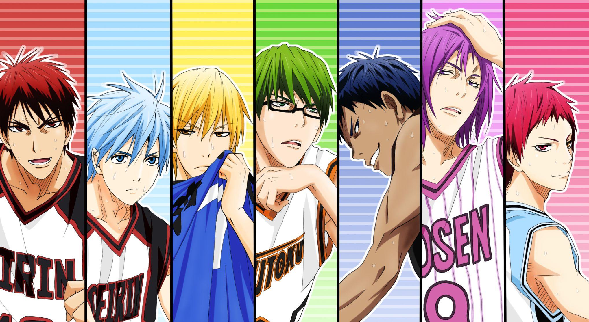 Kuroko no Basket/#1238820 - Zerochan | Anime, Kuroko, Kuroko no basket