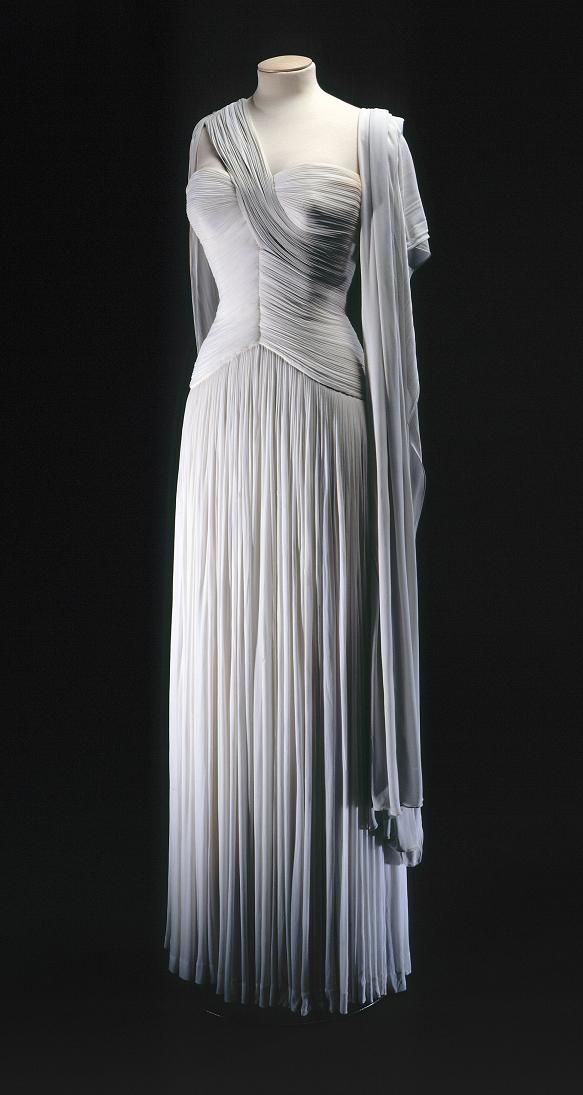 Madame Gres dress- oh how I love this dress! so elegant!