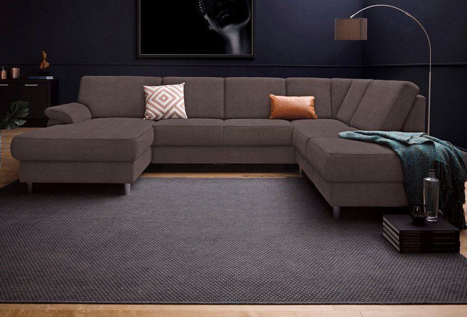 Sit More Wohnlandschaft Wahlweise Mit Bettfunktion Sofa Sofa