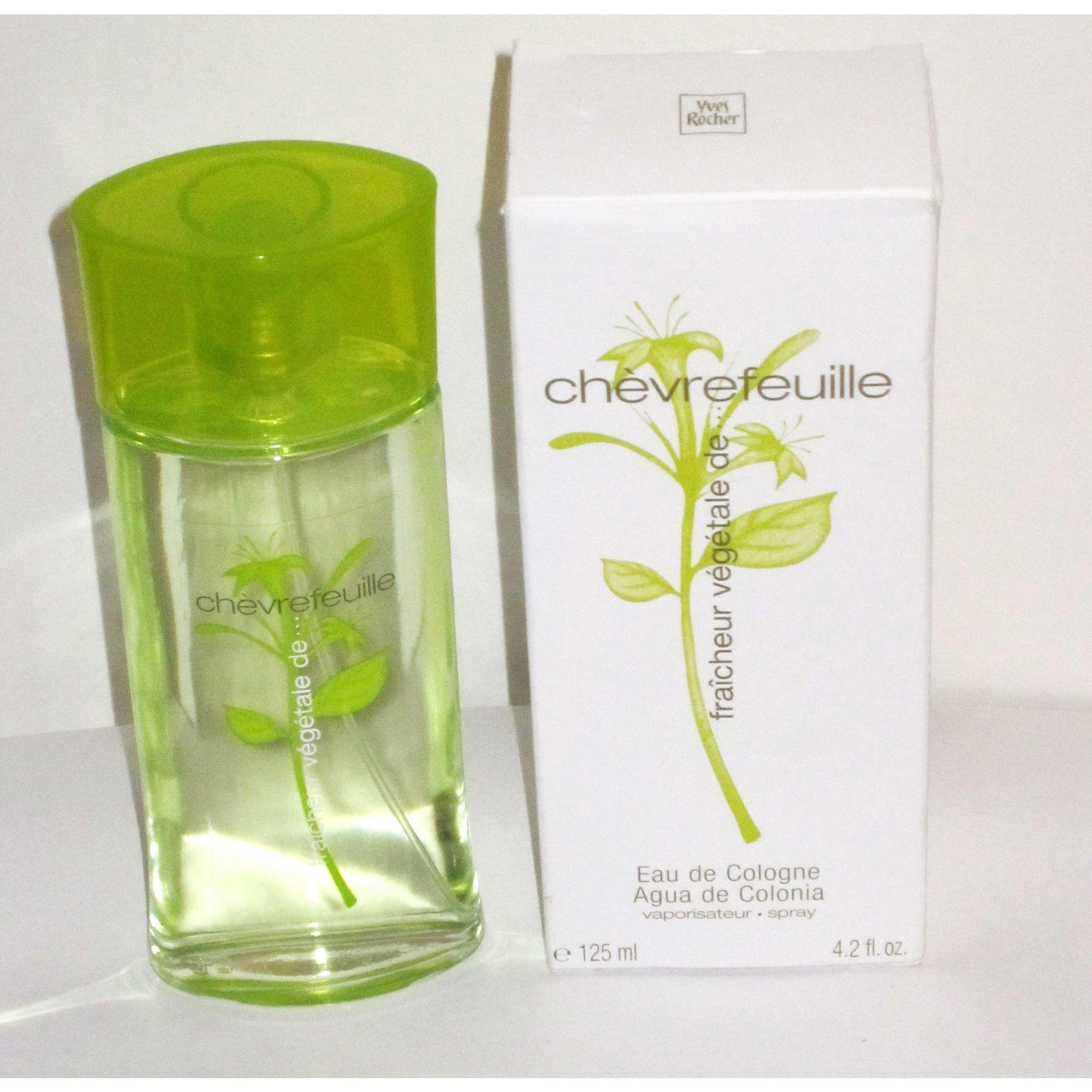 Chevrefeuille Eau De Cologne By Yves Rocher Vintage Perfumes