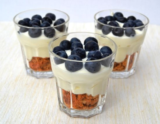 Amaretto & Berry Low Fat Cheesecake - Healthy, Tasty & Easy Recipes on a Budget - Gourmet Mum