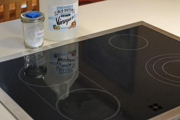 How To Clean A Glass Top Stove With All Natural Ingredients