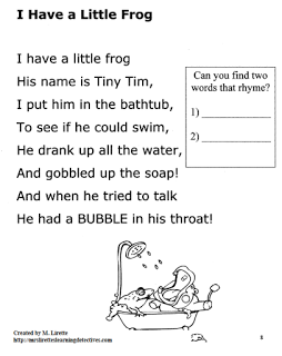 FREE collection of poems for K-2 (41 poems in all!) | KinderLand ...