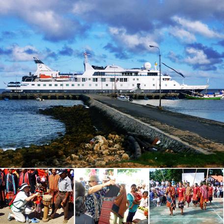 Wisata Maluku Barat Daya Kepulauan Tempat Indonesia