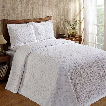 Home Bed Spreads Chenille Bedspread Home Decor