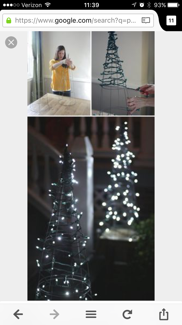 Christmas DIY: DIY Front Yard Chris DIY Front Yard Christmas Decorating  Projects A round-up of great Ideas and Tutorials! Including from apart' see  how they ...