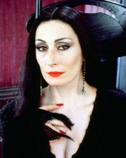 Morticia Hot Diva Dark Goth Fashion Morticia Addams Morticia Addams Makeup Addams Family