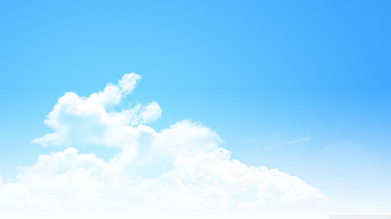 Blue Sky Wallpaper Blue Sky Wallpaper Backgrounds Blue Baby Blue Wallpaper
