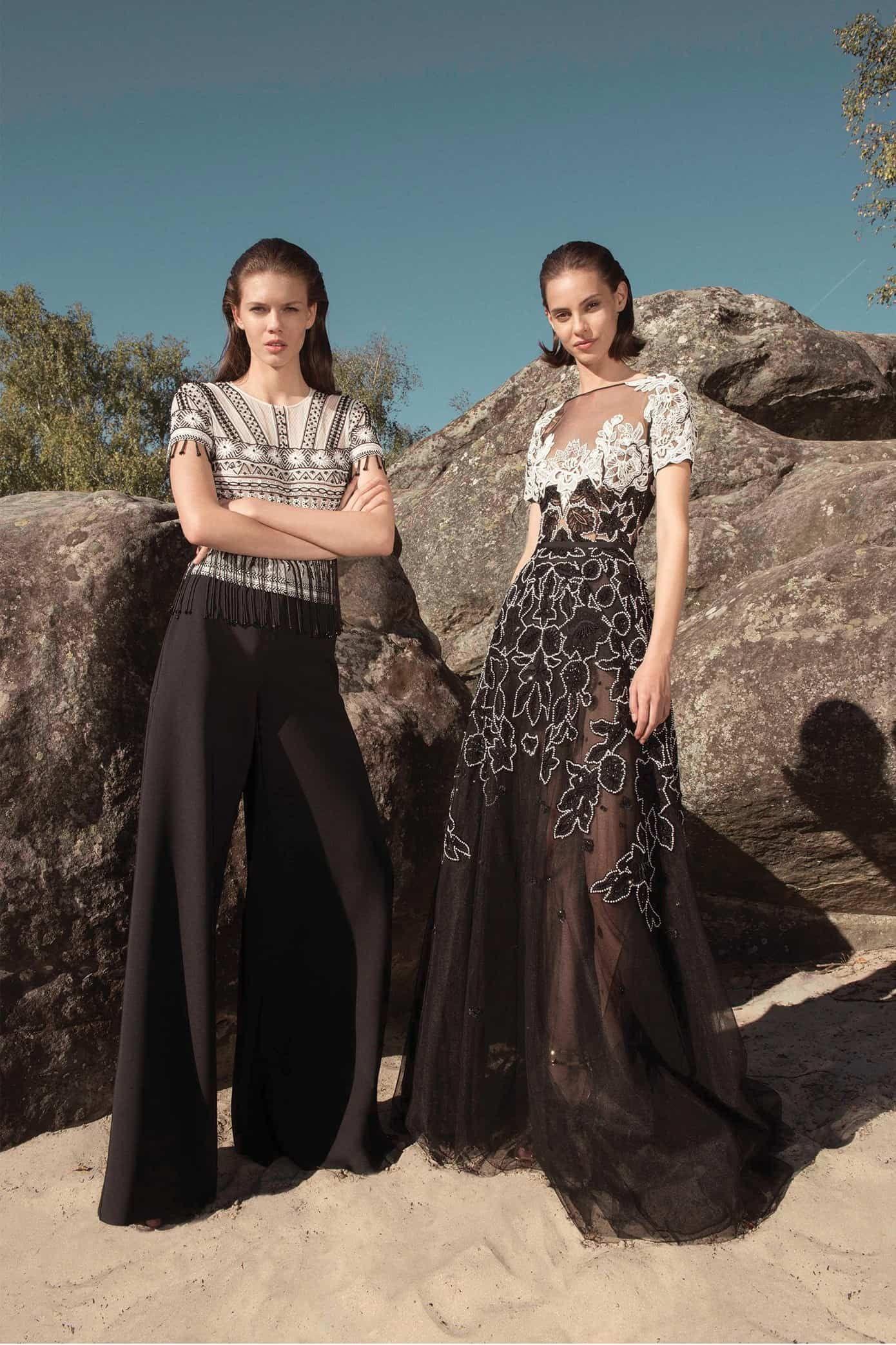 بالصور أجمل فساتين زهير مراد 2019 Fashion Show Fashion Couture Fashion