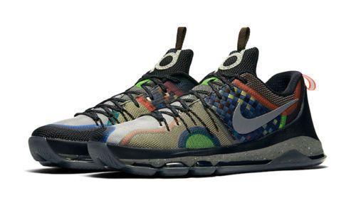 buy popular 0bc9f b9b06 Nike KD 8 SE What The Mens Basketball Shoes 12.5 Multi-Color 845896 999   Nike  BasketballShoes