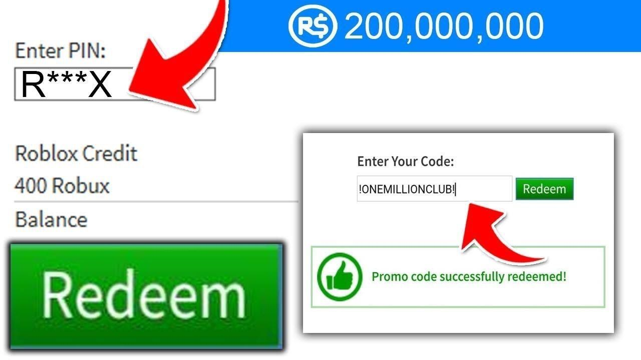 This SECRET ROBUX Promo Code Gives FREE ROBUX (Roblox 2021) in