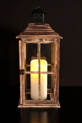 English Countryside Lantern - by Laguna Furnishings - Accessories, Gifts & More in Westlake Village CA - http://www.lagunafurnishings.com/catalog/accessories