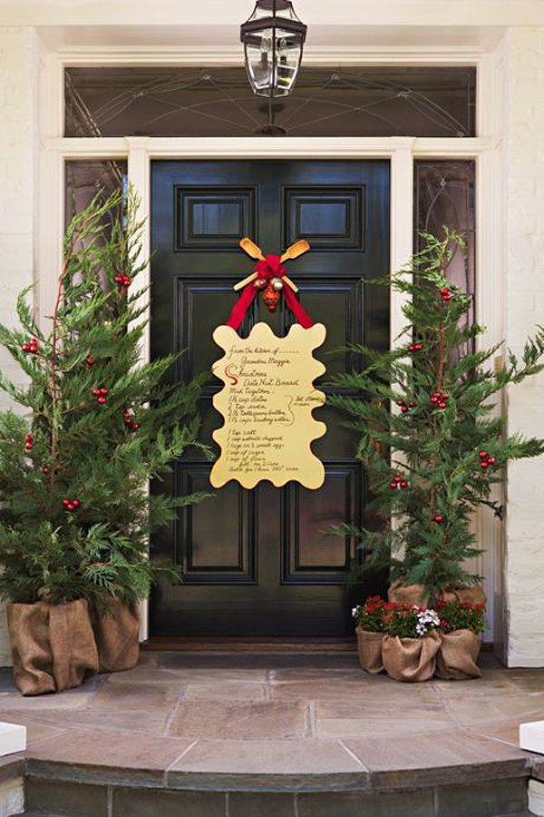 50 Fabulous outdoor Christmas decorations for a