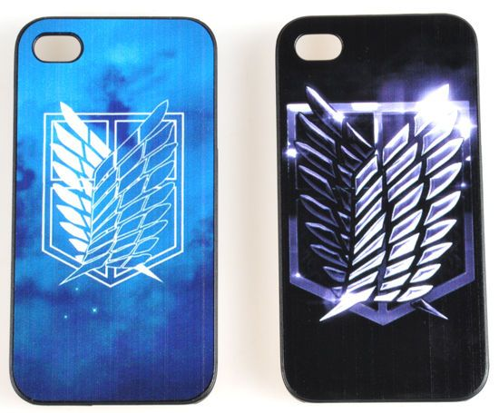 iphone 6 attack on titan case - Google Search