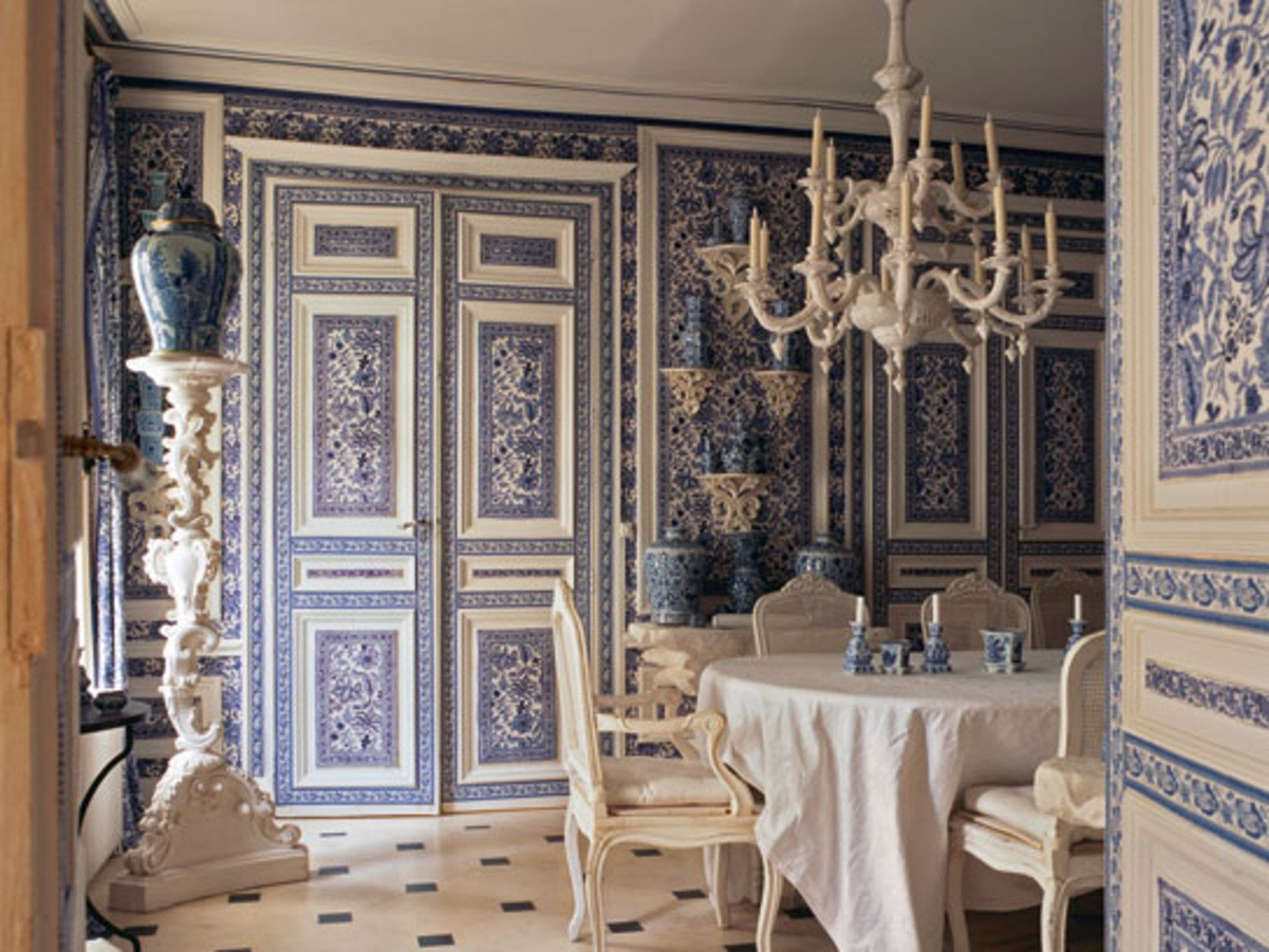 """""""The Art of the Interior"""" Explores Timeless Rooms and"""
