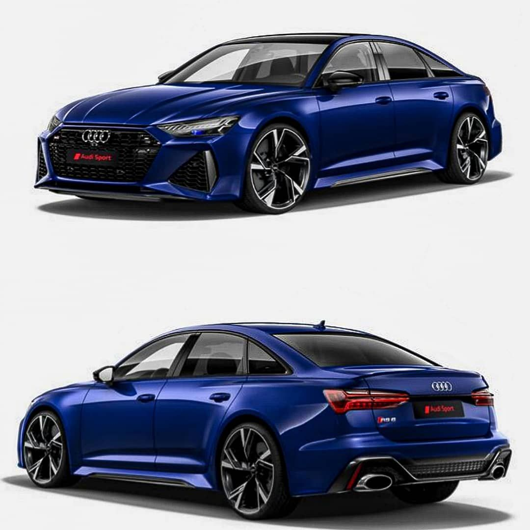 Welcome To Audi Quattro Gang On Instagram The New Audi Rs6 Sedan 2020 Render Werbung Anzeige Engine 4 0 Tfsi Mild Hybrid V8 Audi Rs6 Audi Audi Rs