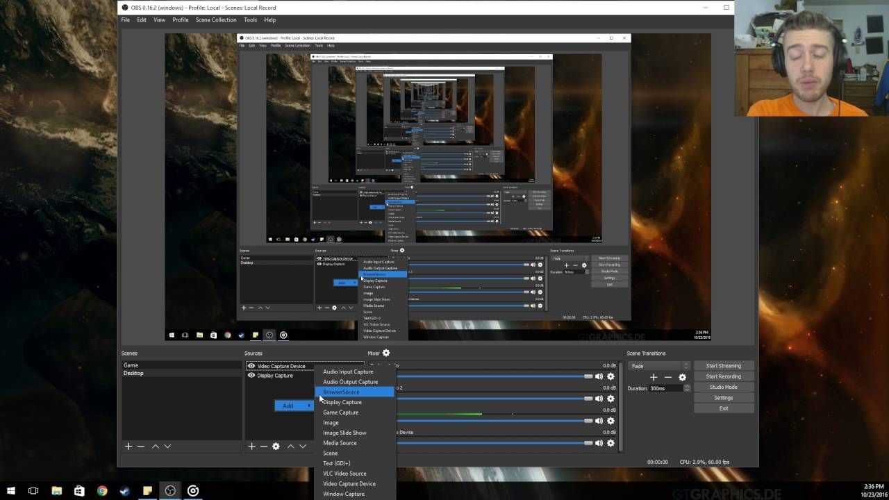 How To Setup OBS Studio for Local Recording and Streaming