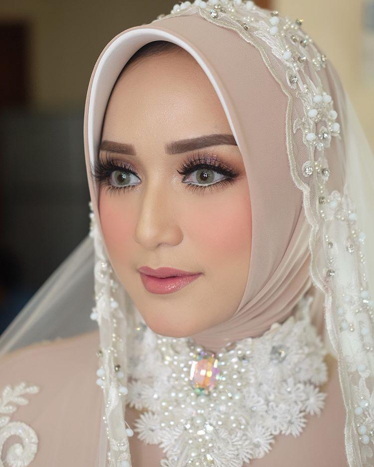 Jianqaumi90 Nail Art Pengantin Pakaian Pernikahan Pengantin Wanita