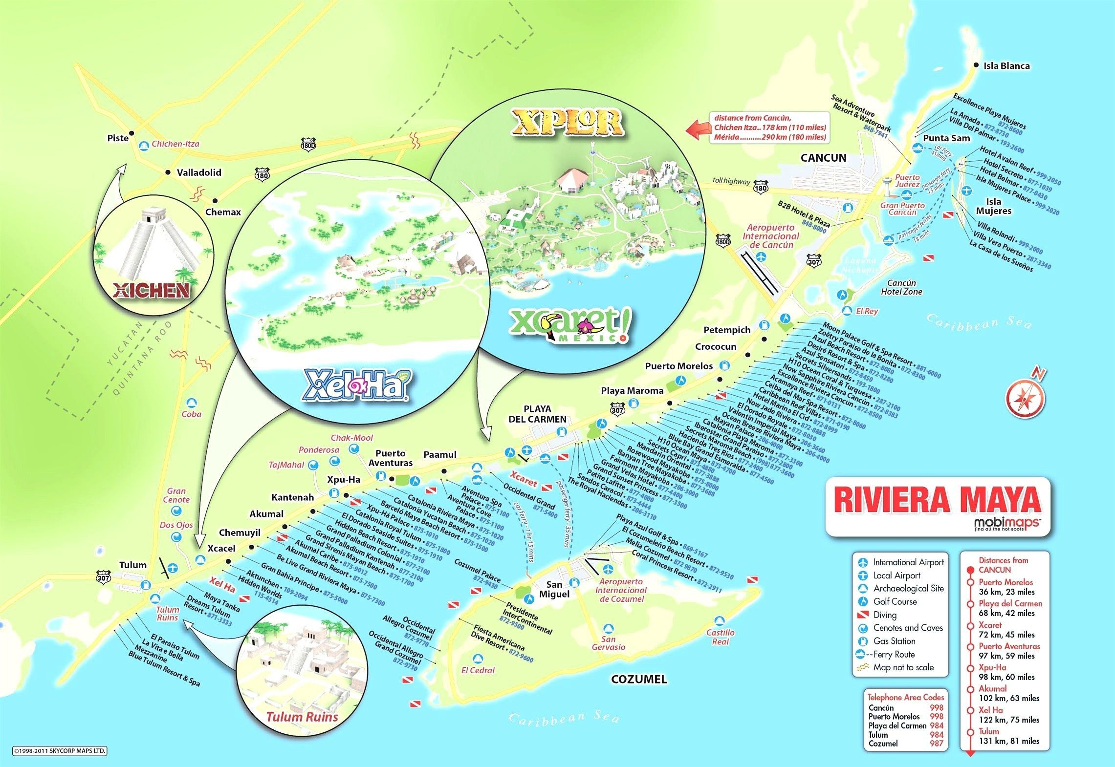 Map Of Us and Cancun Mexico Cancun Beautiful Map Mexico ...