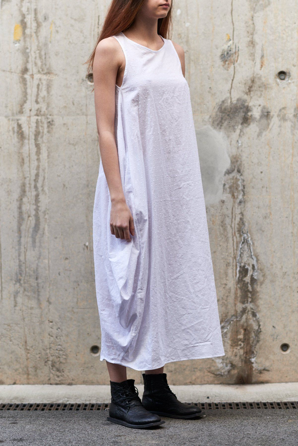 White Oversized Dress Loose Dress Minimalist Dress Cotton Dress Sleeveless Casual Cotton Dress Extravagant Dress Aryasense 8klbwa19 Casual Cotton Dress Minimalist Dresses Oversized Dress [ 1800 x 1201 Pixel ]