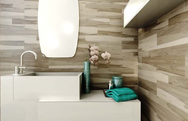 Wood Impact Tiles For Floors And Walls: 30 Nicest Porcelain And Ceramic Designs | Decor Advisor