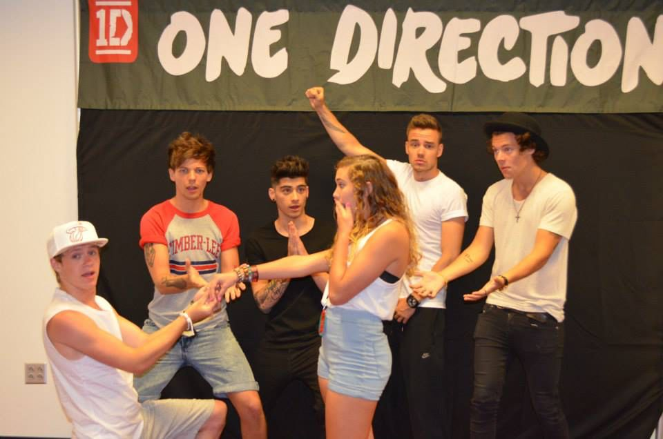 One direction meet and greet mg goals pinterest one direction meet and greet m4hsunfo