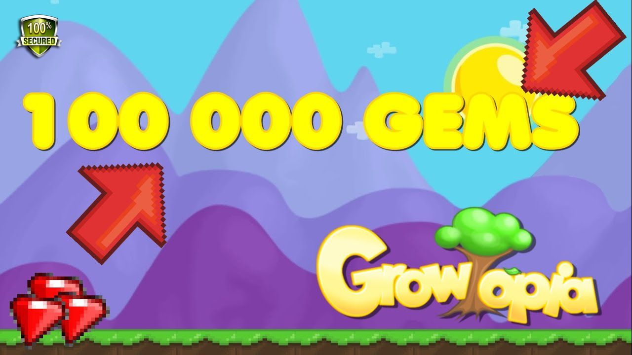 Growtopia Hack Gems and Tokens 2020 Free Growtopia Hack