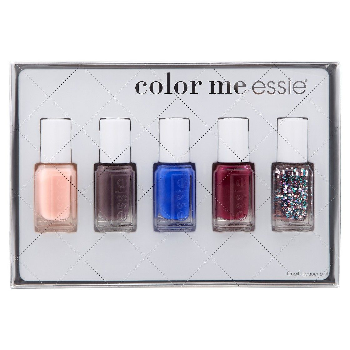 Essie Holiday Mini Nail Color Kit - have!   Mani   Pinterest   Color ...