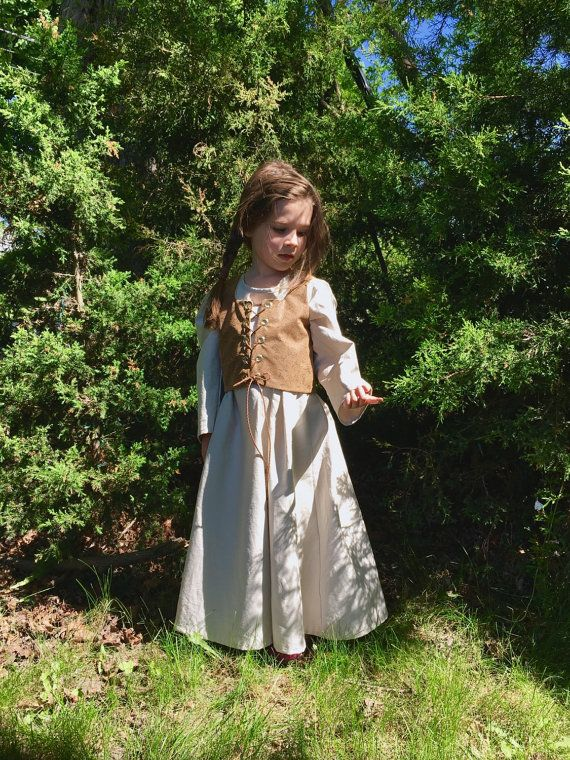 ff80e6772c40 Medieval Clothing, children's historical clothing, theatre costumes ...