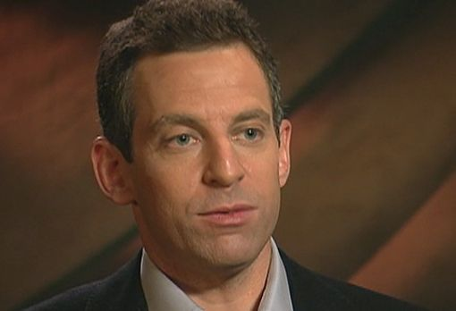 Author Sam Harris, whose work is central to the Islamophobia allegations.