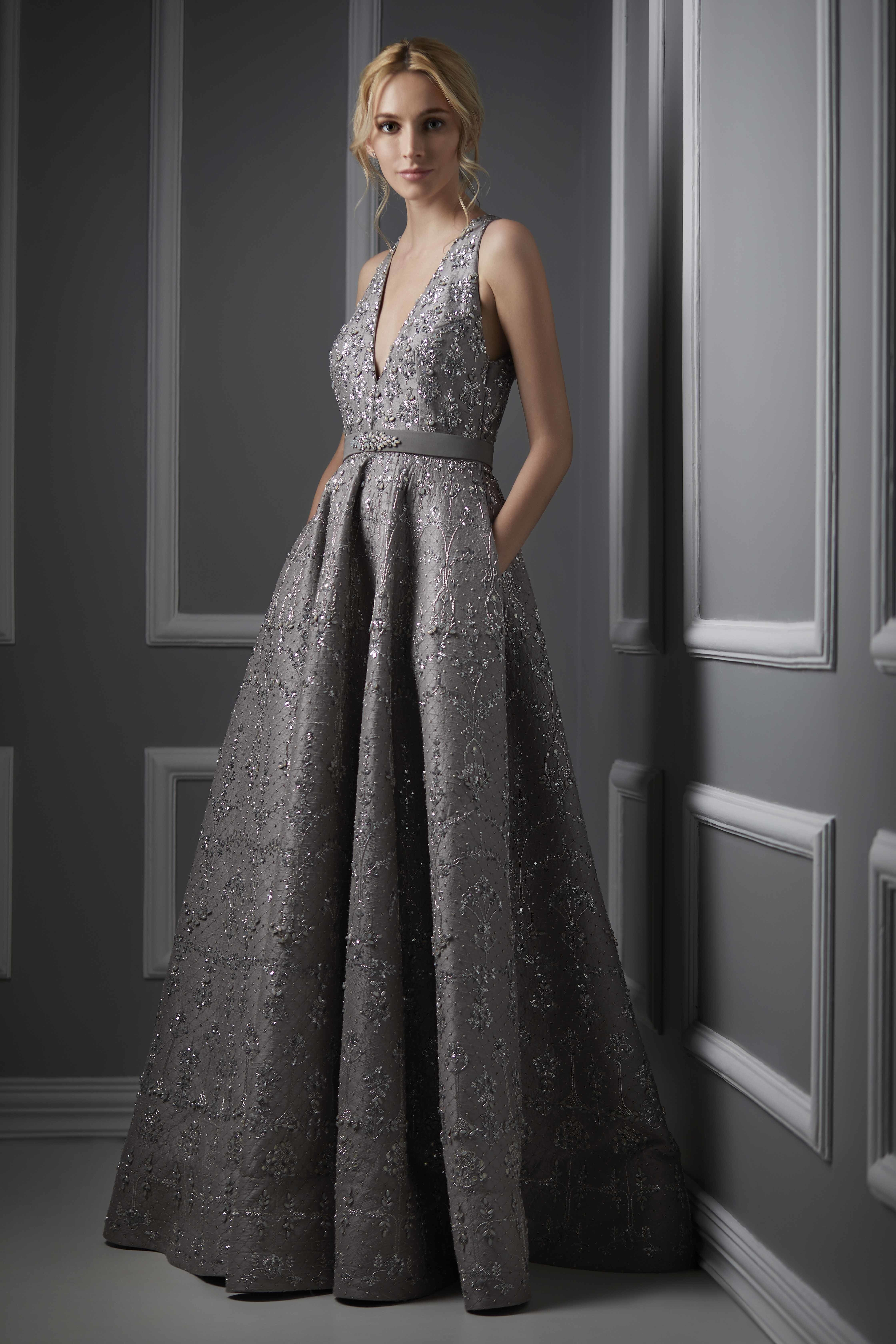 Lace dress bell sleeves june 2019 Anita Dongre Bridal u Wedding Dress Collection Fall   Brides