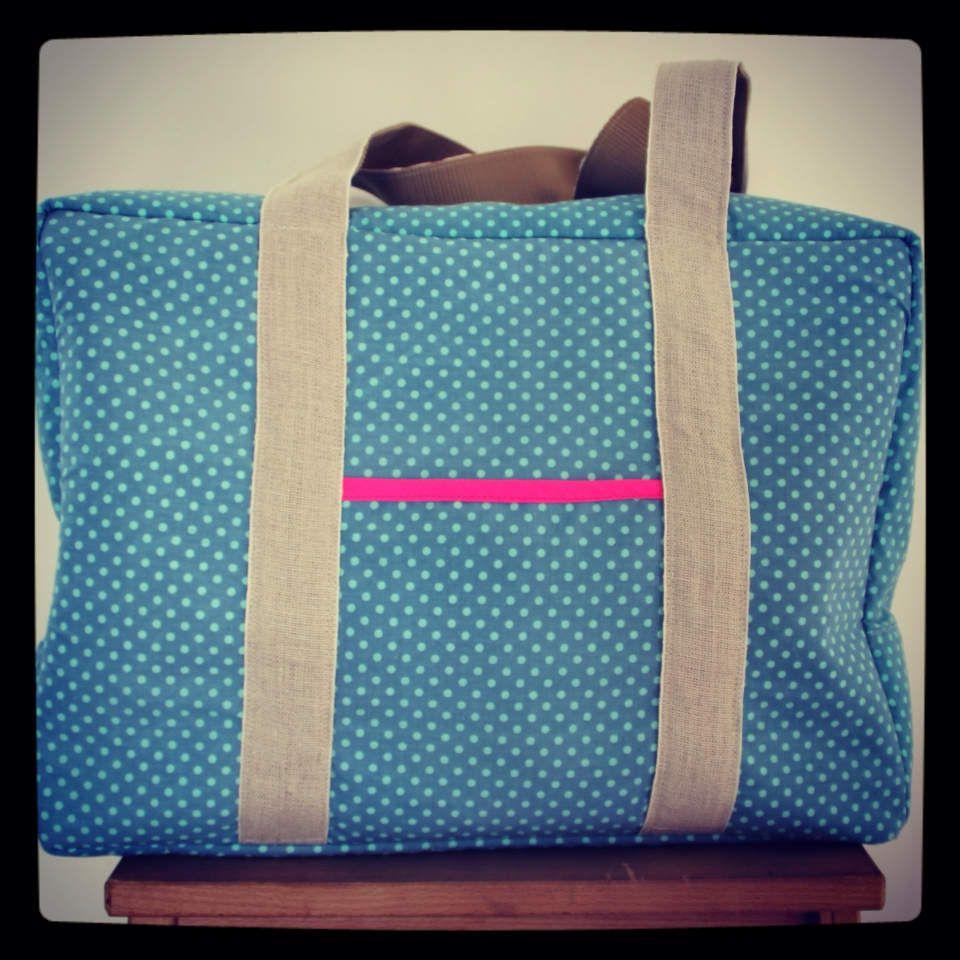 Un sac de machine à coudre…