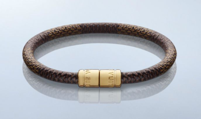 Louis Vuitton S Keep It Bracelet In Damier I Want To Get This In