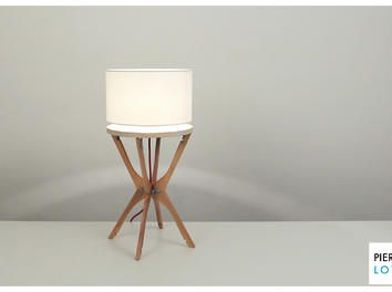 Faite Avec Des Cintres Lampe Design Video Diy