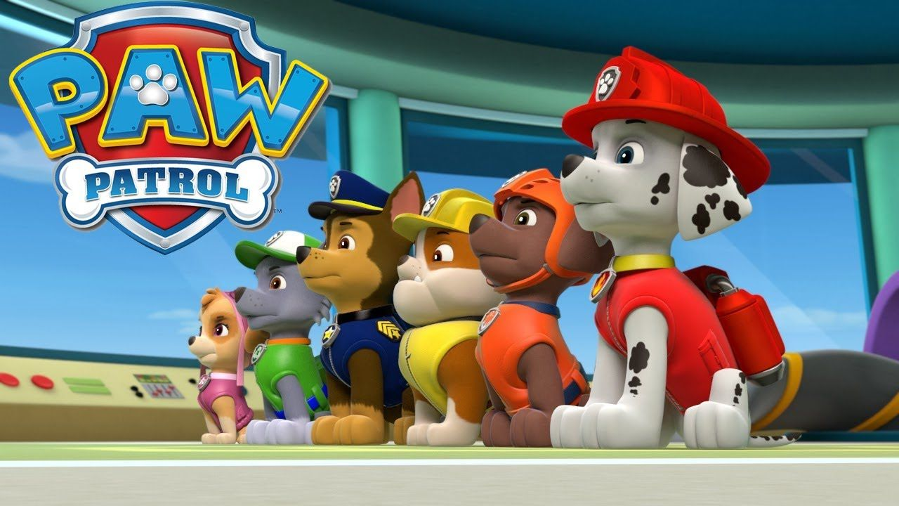 Paw Patrol Cartoon Game for Kids   Rescue Run   PAW Patrol     Paw Patrol Cartoon Game for Kids   Rescue Run   PAW Patrol Mission PAW