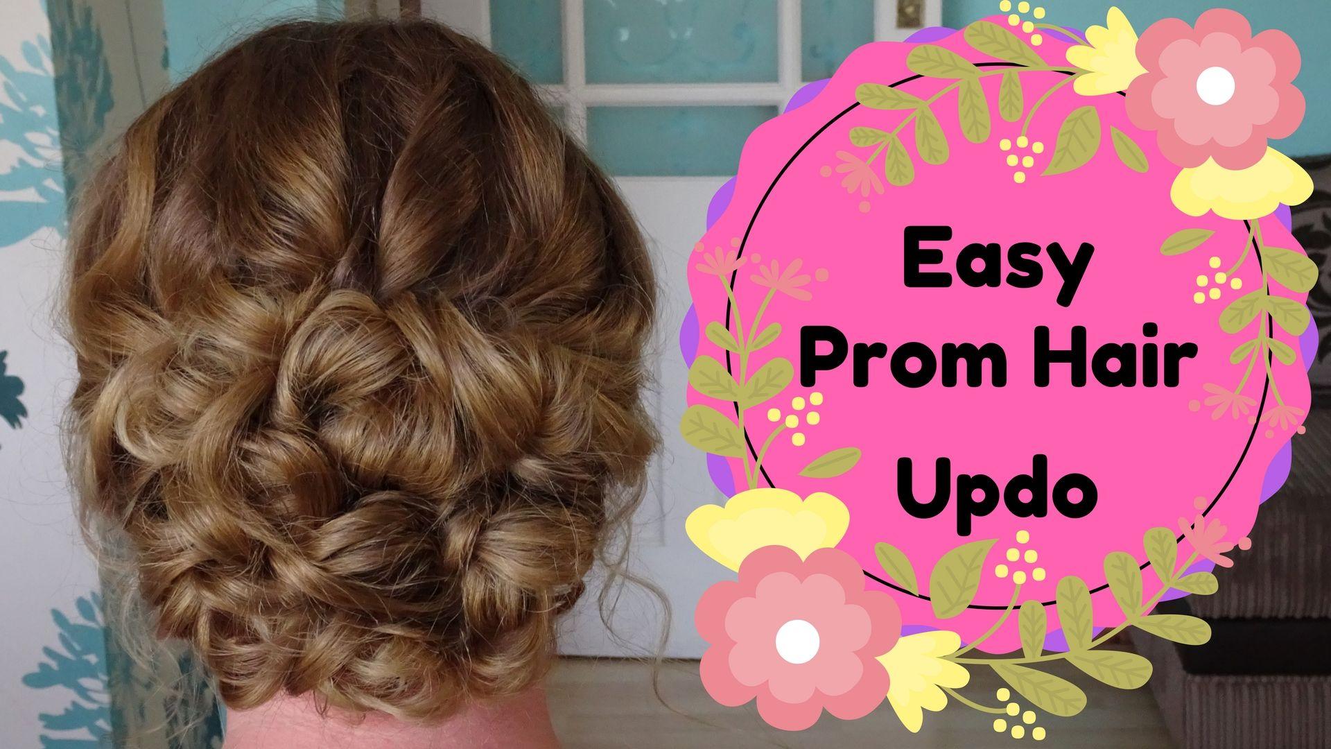 https://www.youtube.com/watch?v=wM0mpd3CY1A easy prom hair tutorial ...