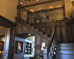 english tudor homes interiors english tudor traditional entry rh pinterest com English Tudor Manor Interior English Tudor Farm House