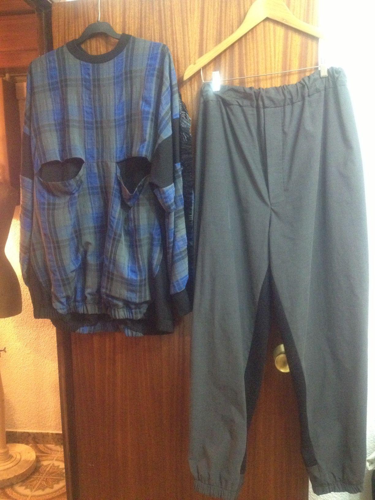 (es foto de taller) - ropa Juanmabyelcuco for men :)