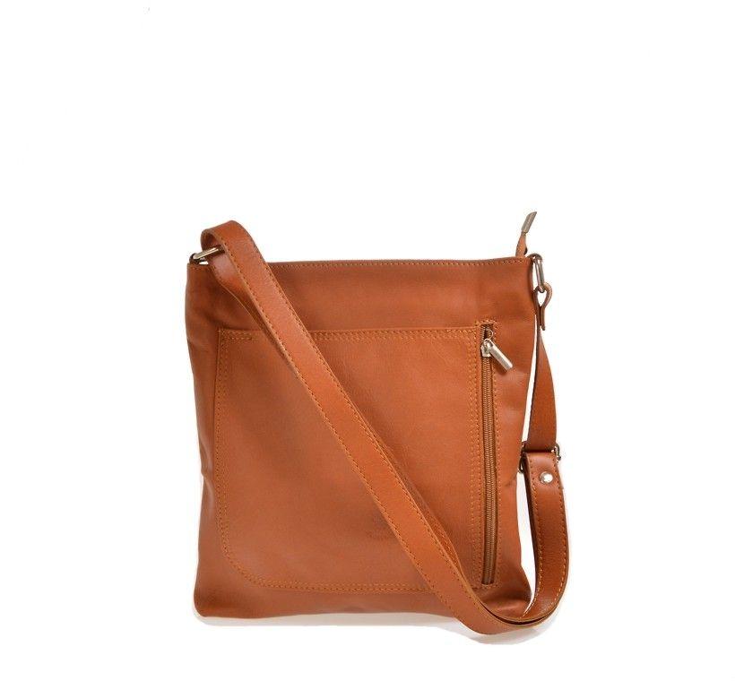 Wloska Torebka Listonoszka Skora Naturalna Ruda 5477123068 Oficjalne Archiwum Allegro Outfit Accessories Bags Accessories