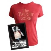 Alice Cooper - Twilight Zone T-Shirt Womens