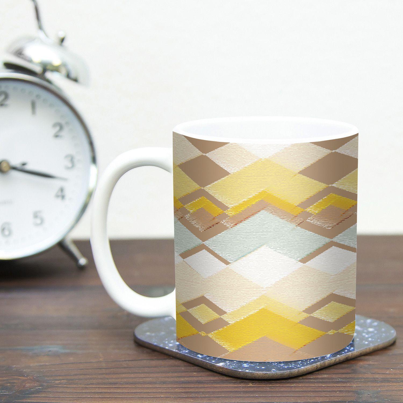 Retro Desert by Nika Martinez 11 oz. Ceramic Coffee Mug