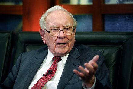 Is warren buffett investing in crypto