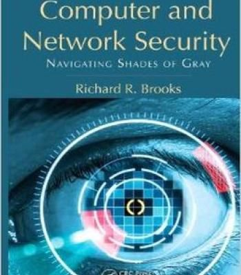 Introduction To Computer And Network Security Pdf Network Security Computer Network Security Computer Security