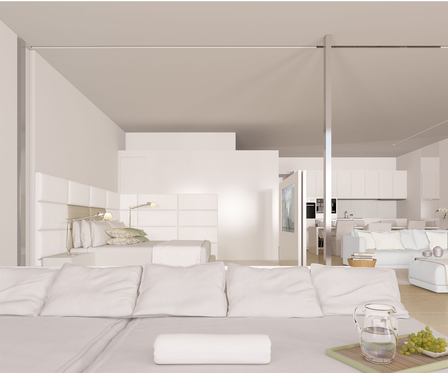 Mar Adentro: High Tech Hotel Allows You To Hyper Customize Your Room