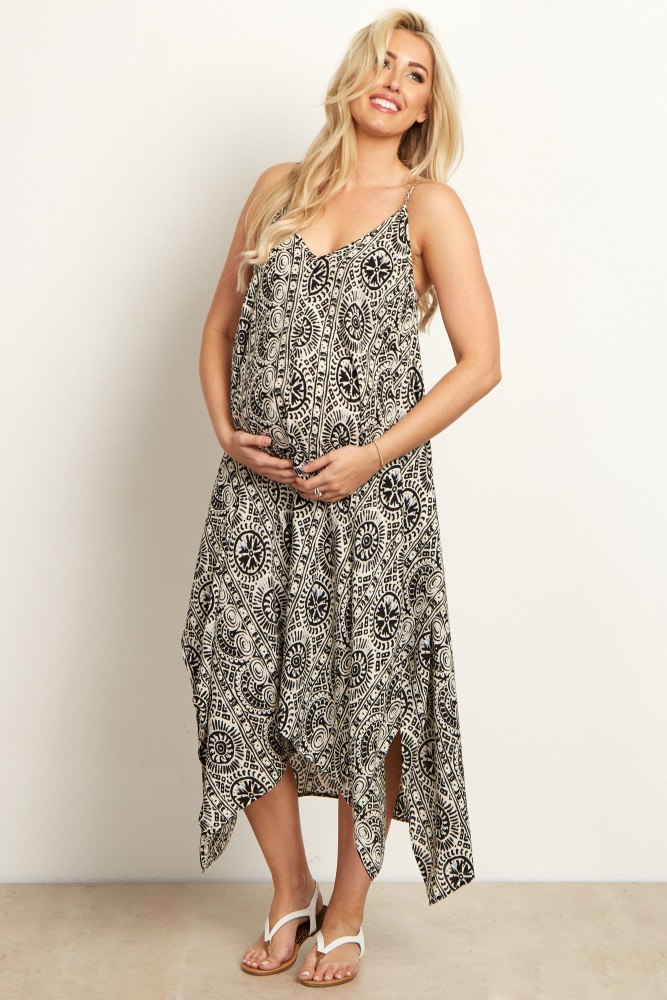 Flowy summer maternity dresses